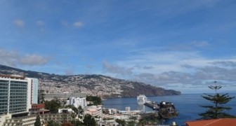 Central Funchal Beautiful View